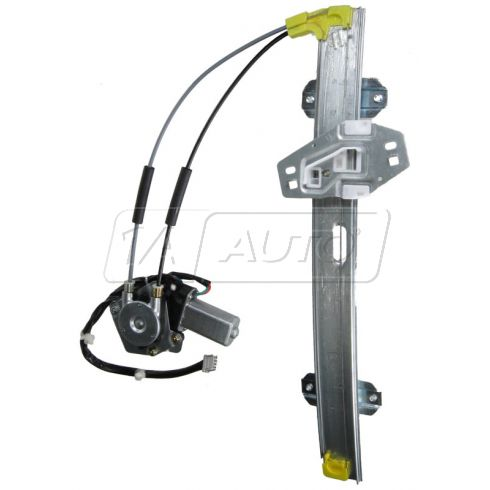 1994-97 Honda Accord Power Window Regulator w/Motor LF
