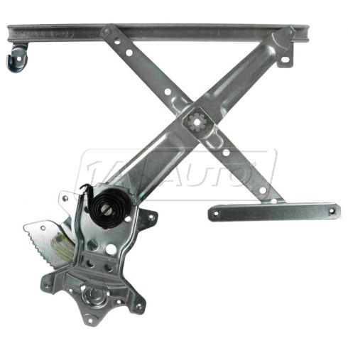 1987-91 Camry Window Regulator Without Motor Rear Driver Side
