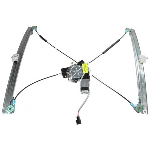 2001-03 Dodge Caravan Power Window Regulator with Motor Driver Side