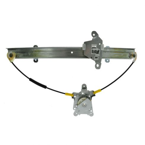91-94 Sentra Window Regulator W/O Motor Frt Left