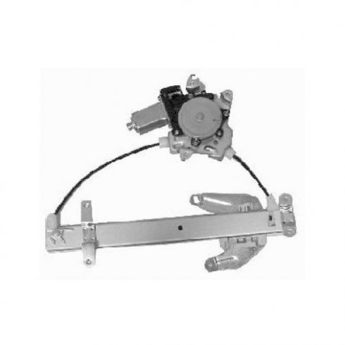 00-03 Maxima Window Regulator W/ Motor Rear Left