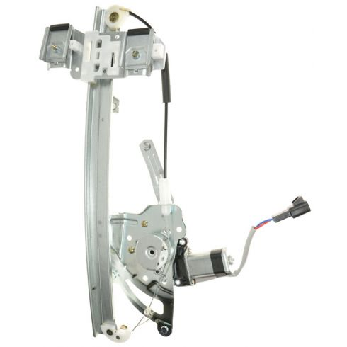 00-05 Pontiac Bonneville Front Window Regulator & Motor RH