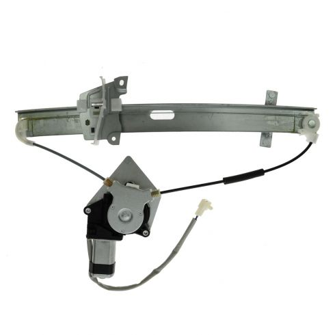 95-98 Mazda Protg Power Window Reg w/Motor RF