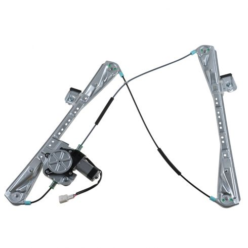 2000 02 jaguar s type lincoln ls window regulator