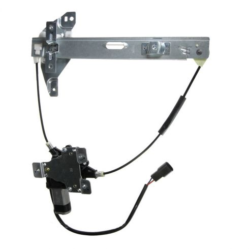 00-05 Chevy Impala Power Window Regulator With Motor Rear LR