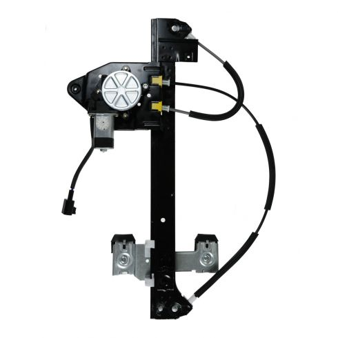 2002-06 Bravada Envoy Trailblazer Ascender (5 pass) Rainier Power Window Regulator & Motor Rear RH