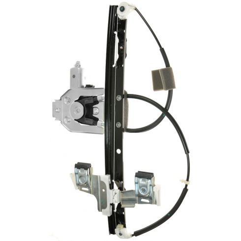 2002-06 Envoy XL XUV Trailblazer EXT Ascender (7 pass) Power Window Regulator With Motor Rear LH