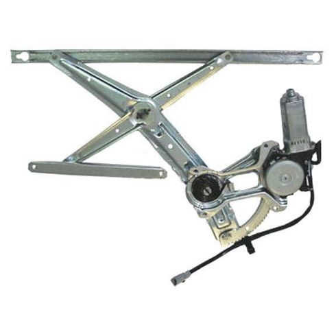1990-93 Honda Accord Window Regulator Power With Motor RH for 2dr Coupe