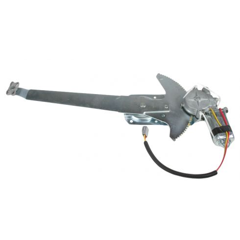1981-96 Ford F-150 F250 Bronco Window Regulator Power With Motor RH