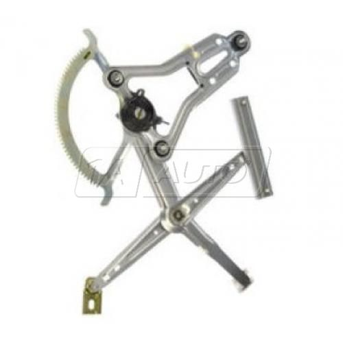 1986-95 Mercedes 260 300 400 500 E Class Window Regulator for 124 Body Type Passenger Side Front