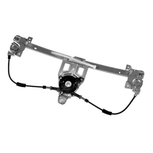 1992-99 Mercedes 300 400 500 600 S Class Window Regulator for 140 Body Type Driver Side Rear