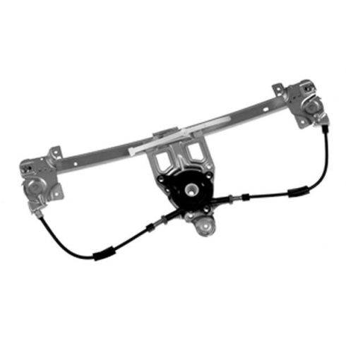 1992-99 Mercedes 300 400 500 600 S Class Window Regulator for 140 Body Type Passenger Side Rear