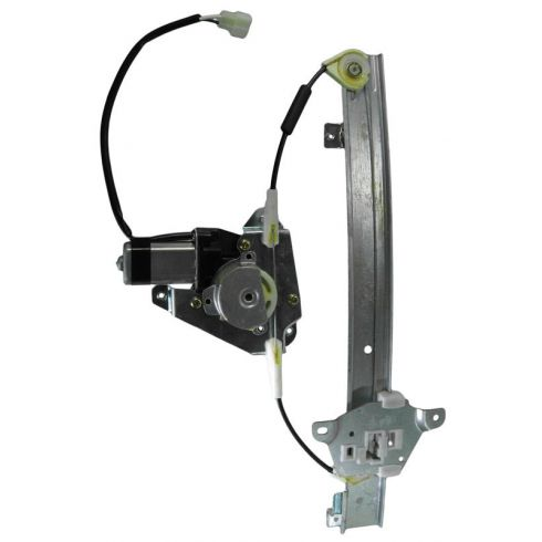 1989-92 Dodge Mitsubishi Eagle Colt Mirage Summit Power Window Regulator Driver Side Rear