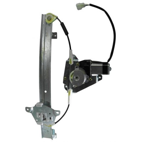 1989-92 Dodge Mitsubishi Eagle Colt Mirage Summit Power Window Regulator Passenger Side Rear