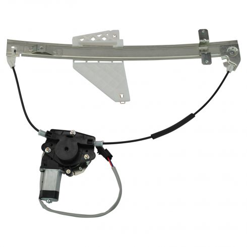 01-04 Jeep Grand Cherokee Power Window Regulator With Motor Rear LH
