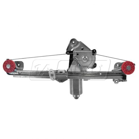 Power Window Regulator & Motor Passenger Side Rear