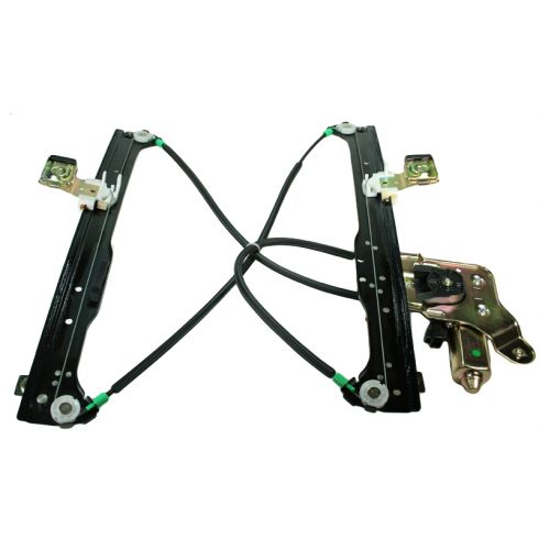 00-07 GM Pickup Window Regulator Passenger Side Rear
