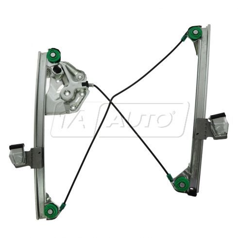 03-07 Cadillac CTS Power Window Regulator w/o Motor LF