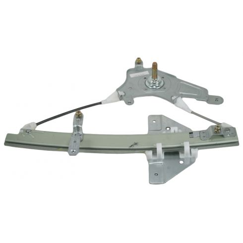 1999-04 Pontiac Grand Am, Olds Alero Manual Window Regulator LR