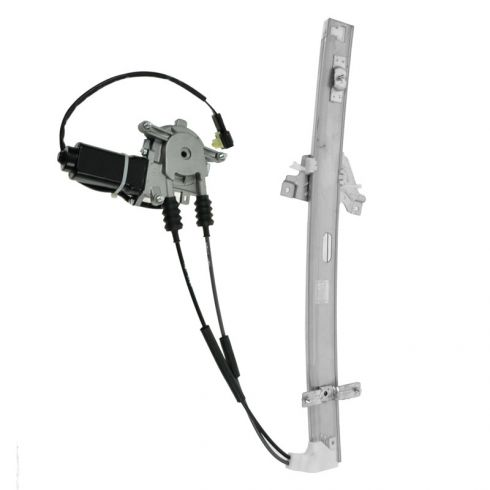 Window Regulator POWER with MOTOR (4 Door) Front Door Driver Side