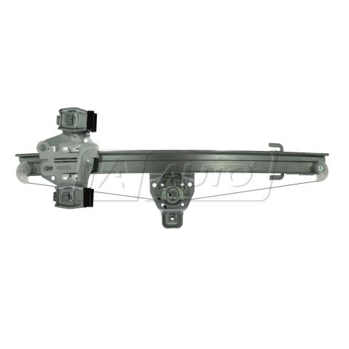 07-09 Silverado Sierra Ext Cab Manual Window Regulator LR