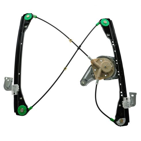 99-04 Alero Grand Am 4dr Manual Window Regulator RF