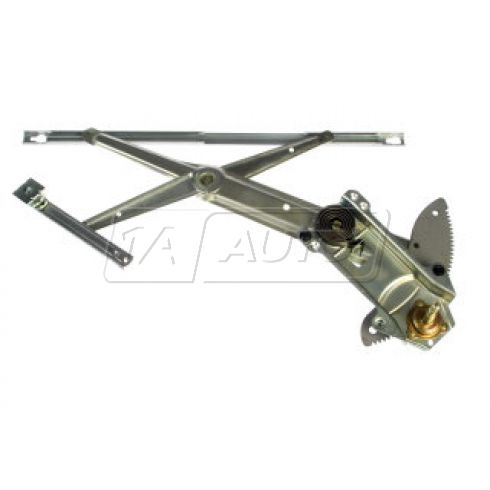 1993-94 Jeep Grand Cherokee Manual Window Regulator RF