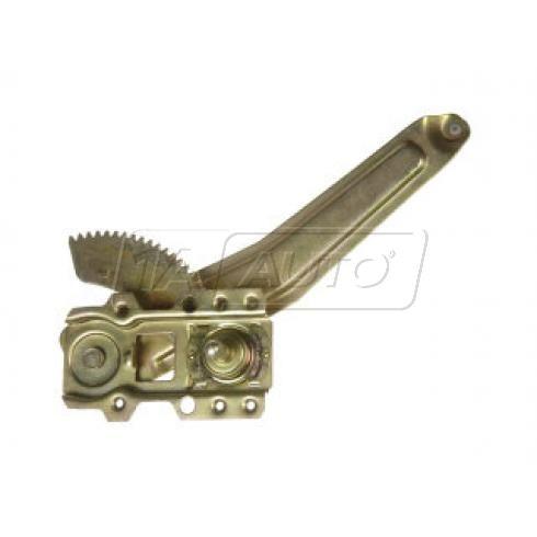 1986-89 Mazda 323; 1987-89 Mercury Tracer Man Wdw Reg LR