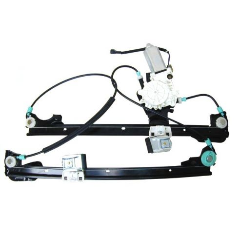 2002-05 Land Rover Freelander Power Window Regulator w/Motor LF