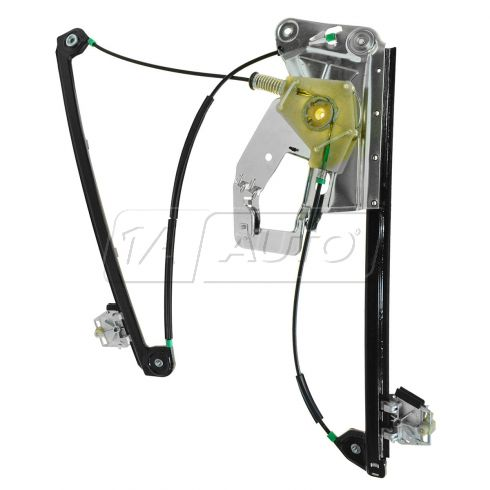 97-03 BMW E39 5 Series Power Window Regulator w/o Motor RF