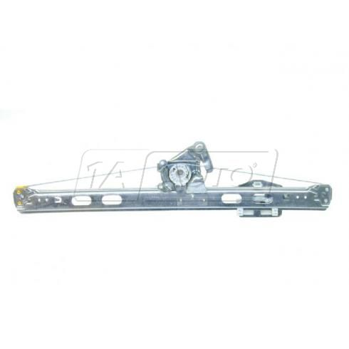 1998-02 Mercedes ML Class Power Window Regulator w/o Motor RR