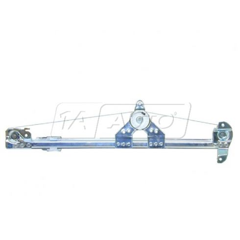 1994-97 Mercedes W202 C Class Power Window Regulator w/o Motor LR