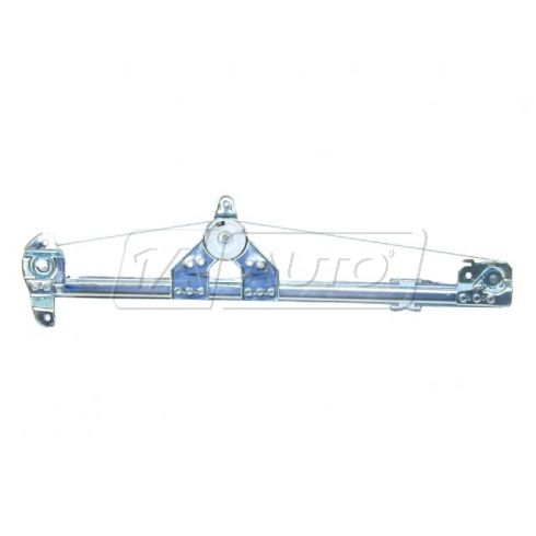 1994-97 Mercedes W202 C Class Power Window Regulator w/o Motor RR