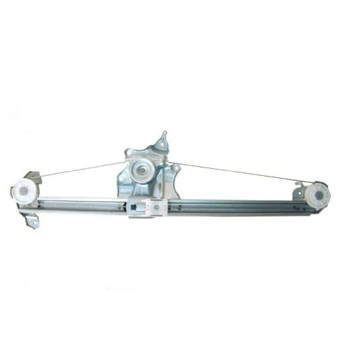 1998-00 Mercedes W202 C Class Power Window Regulator w/o Motor LR