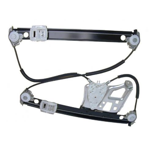2000-02 Mercedes W220 S Class Power Window Regulator w/o Motor LF