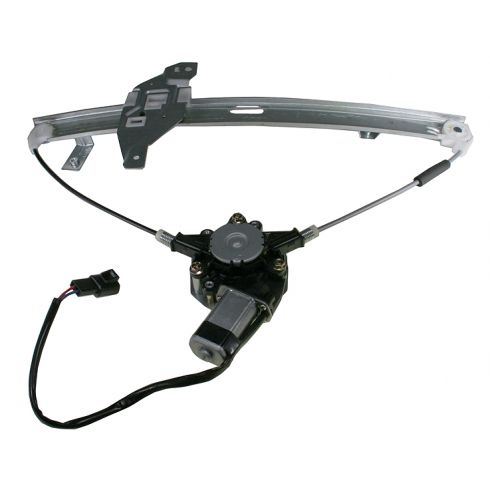 2006-09 Chevy Impala Power Window Regulator with Motor RF