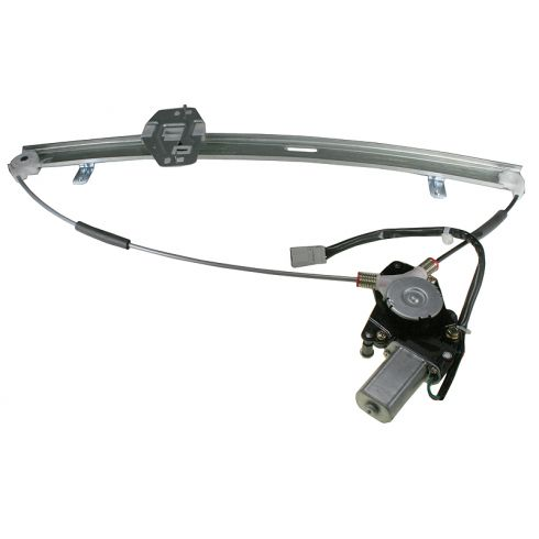 1999-02 Honda Odyssey Power Window Regulator with Motor LF