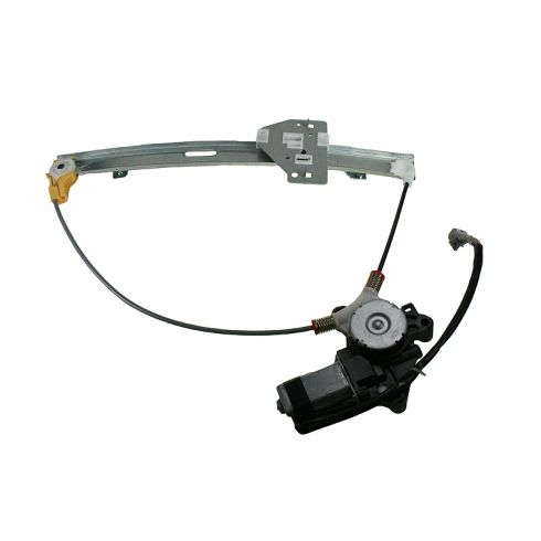 1995-02 Suzuki Esteem Power Window Regulator with Motor LR