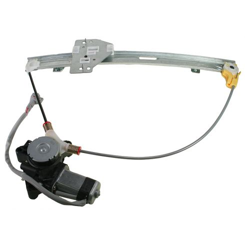 1995-02 Suzuki Esteem Power Window Regulator with Motor RR