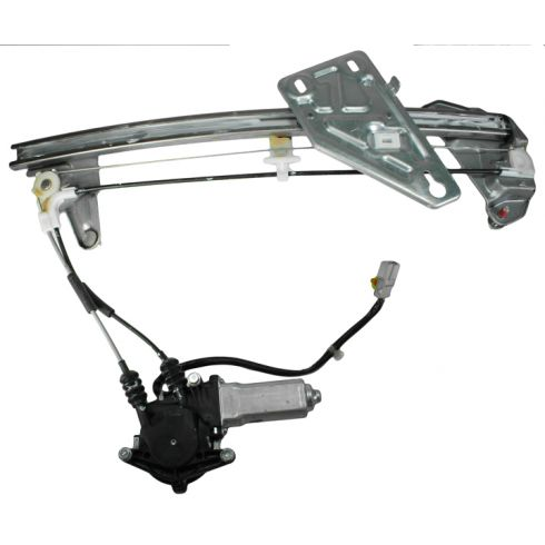 1995-98 Acura TL Power Window Regulator w/Motor LF