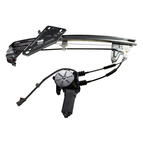 1995-98 Acura TL Power Window Regulator w/Motor RF