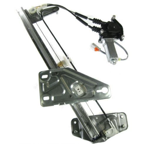 1994-01 Acura Integra Sedan Power Window Regulator w/Motor RF
