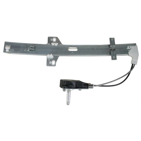 1990 93 honda accord window regulator driver side rear for 1991 honda accord window regulator