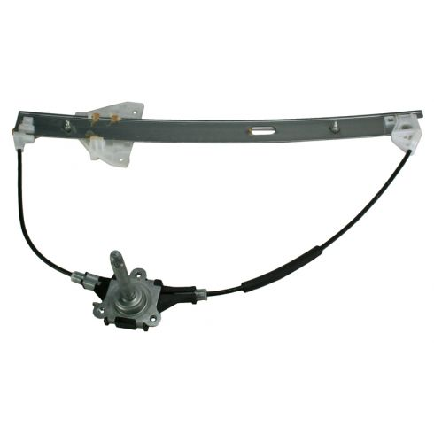 2004-09 Mazda 3 Manual Window Regulator LF