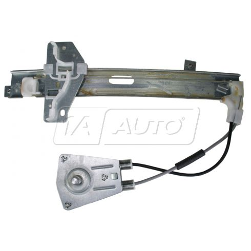 1995-02 Suzuki Esteem Manual Window Regulator LR