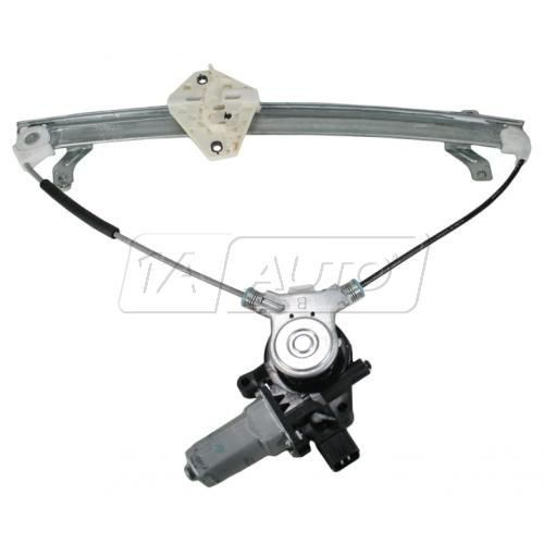 2004-08 Acura TSX Power Window Regulator w/Motor LF