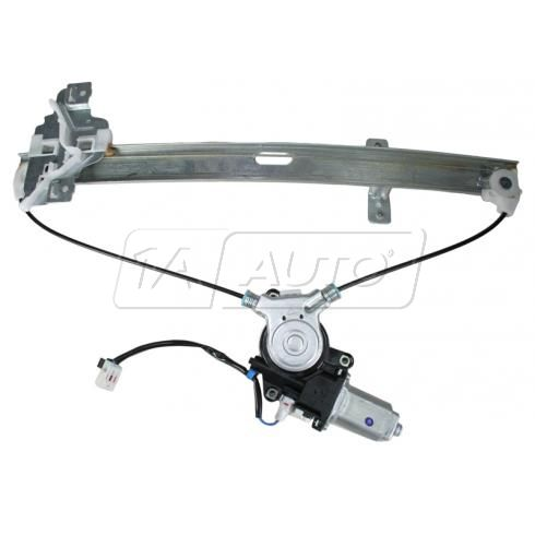 2004-08 Acura TSX Power Window Regulator w/Motor RF