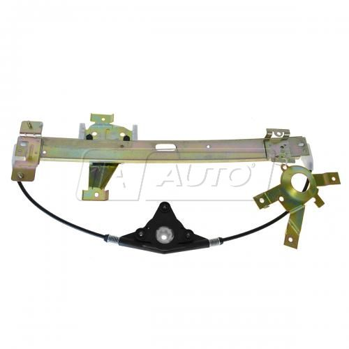91-94 Ford Explorer Power Window Regulator w/o Motor RR