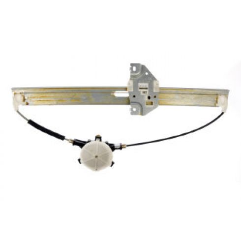 2002-05 Saturn Vue Manual Window Regulator LR