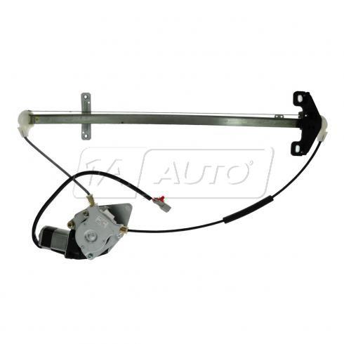 02-06 Honda CR-V Power Window Regulator w/Motor LR